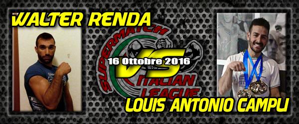 Sfida S.I.L. alla Coppa Italia 2016
