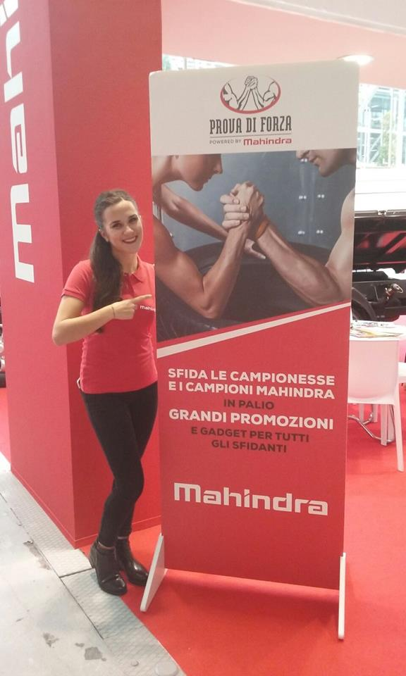 Mahindra – Bologna 2016