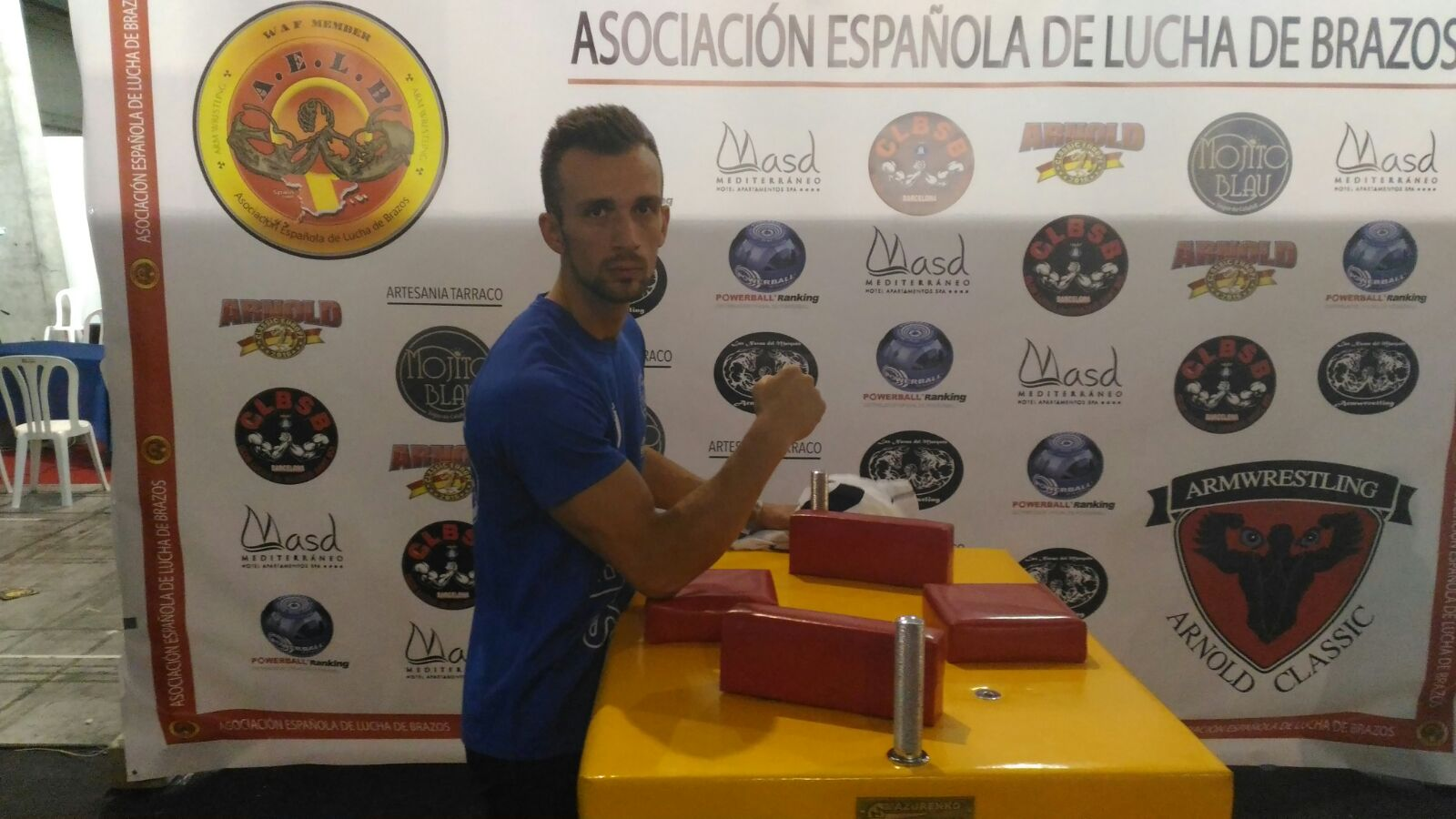 Arnold Classic – Spagna 2016