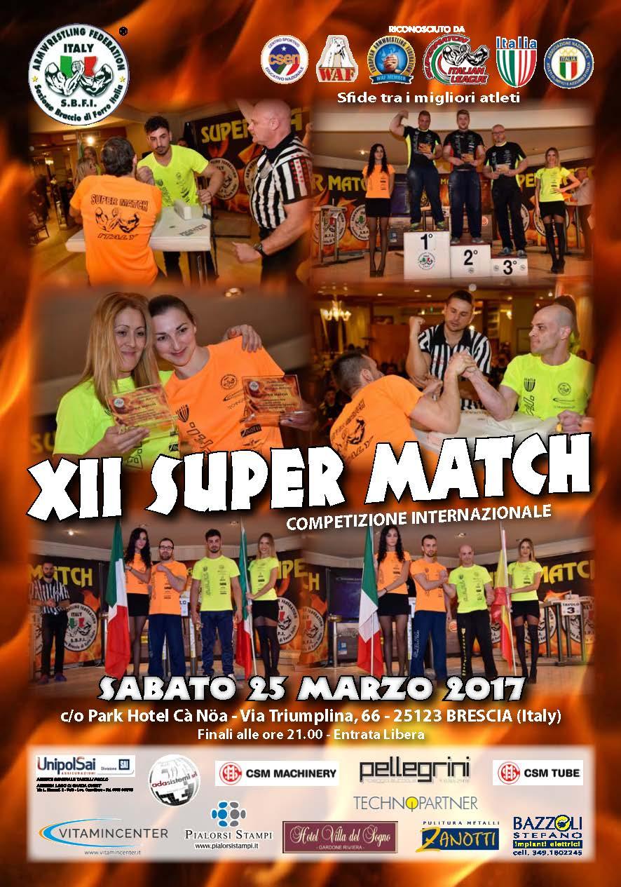 Super Match 2017