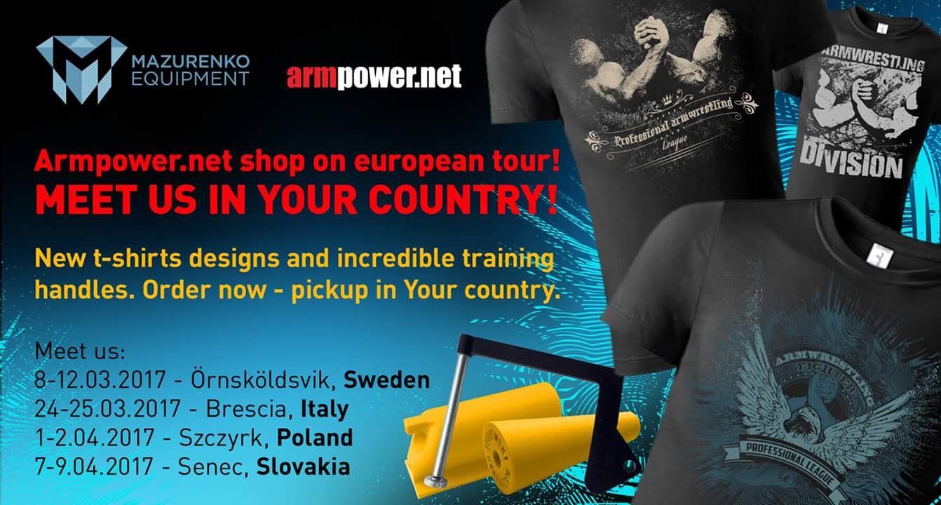 Mazurenko Armwrestling