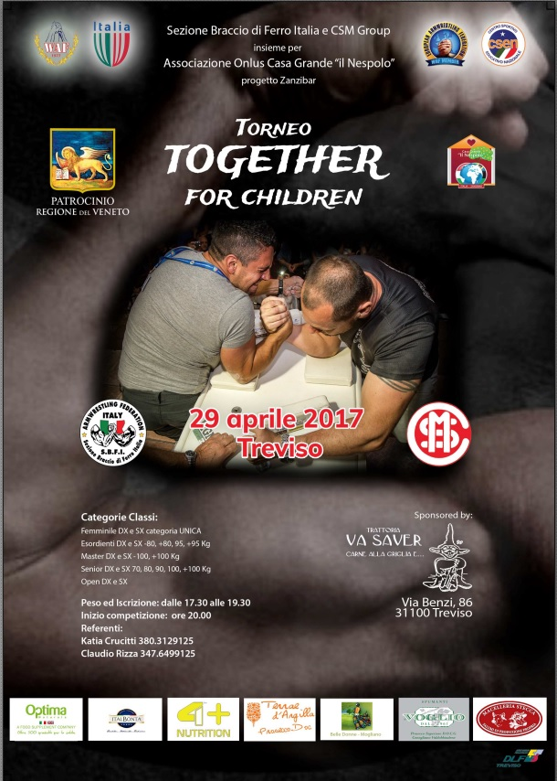 Together for Children 2017