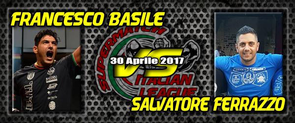 Sfida S.I.L. alla Coppa Calabria 2017