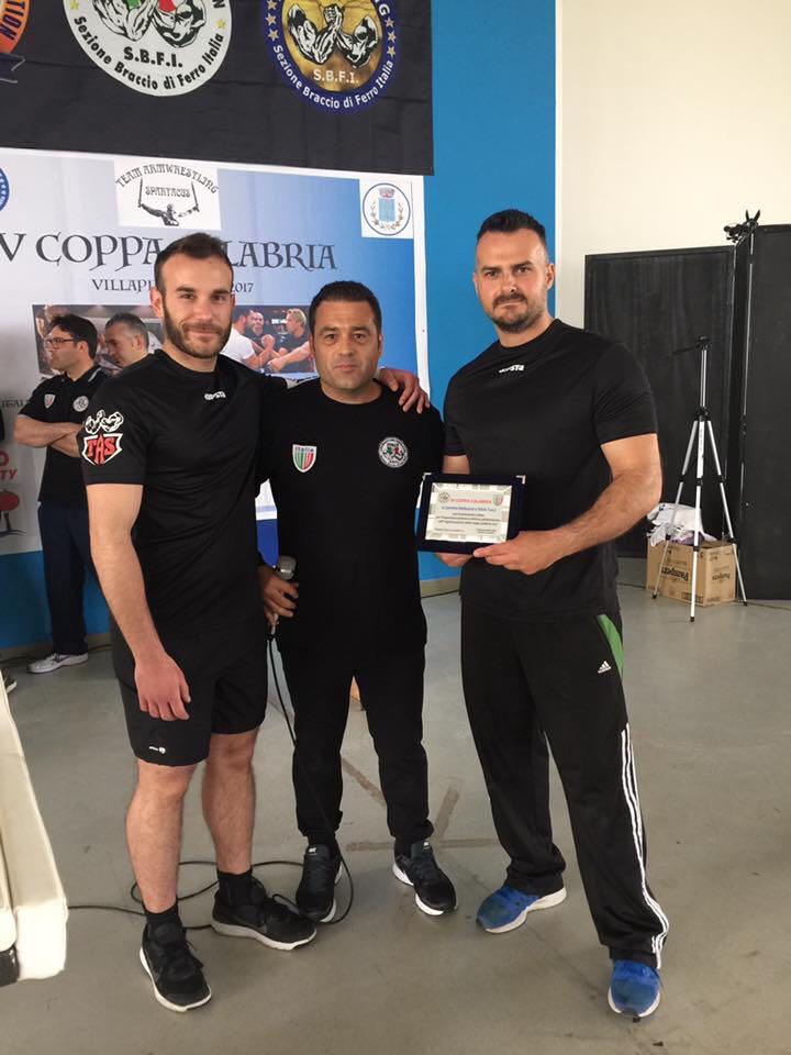 IV Coppa Calabria 2017
