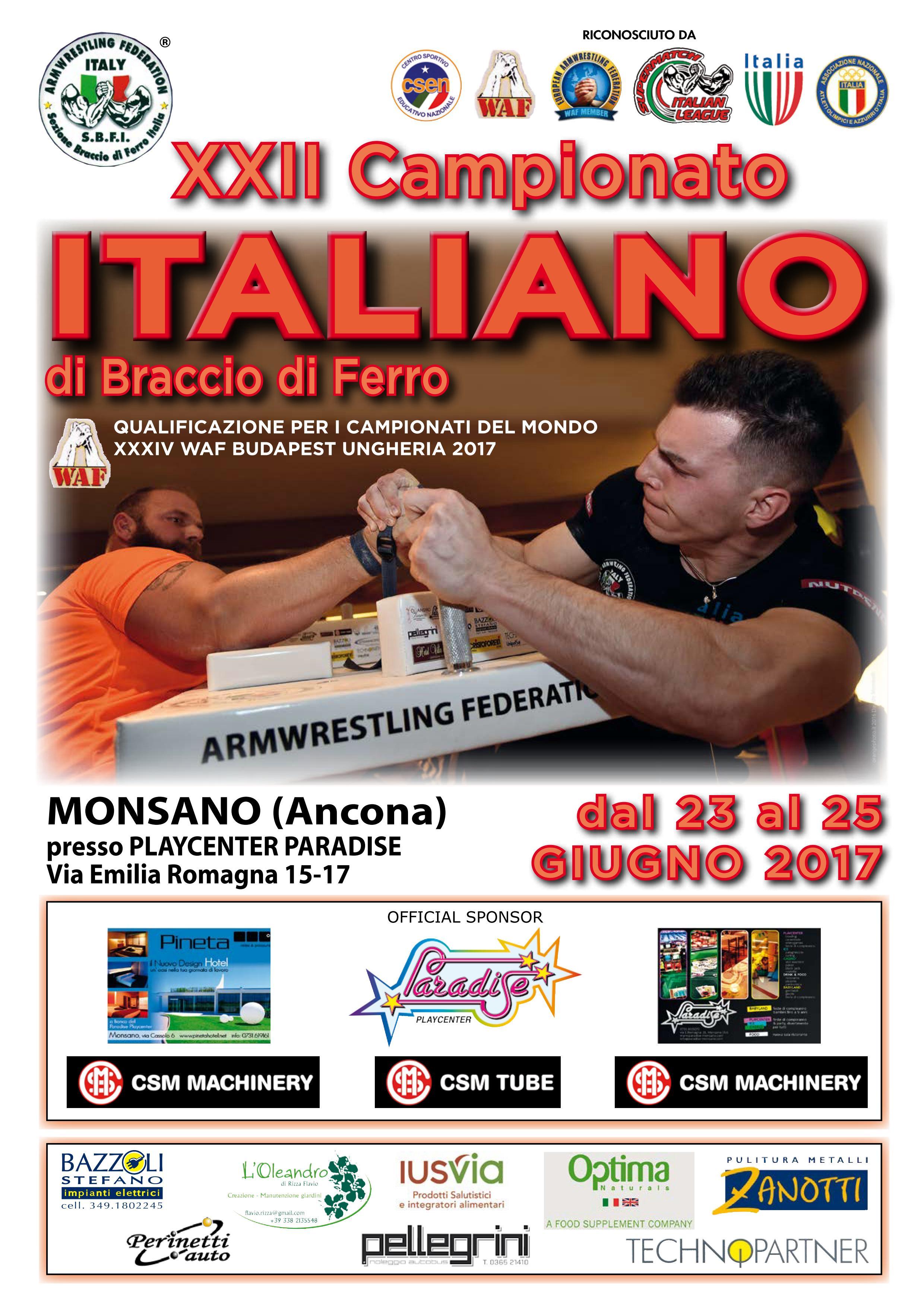 Campionato Italiano 2017