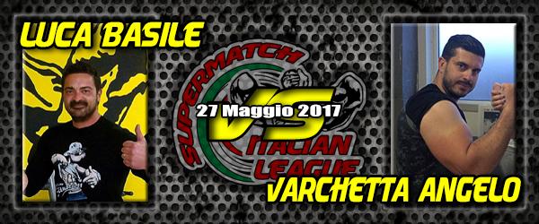 Sfida S.I.L. al Camp. SUD Italia 2017