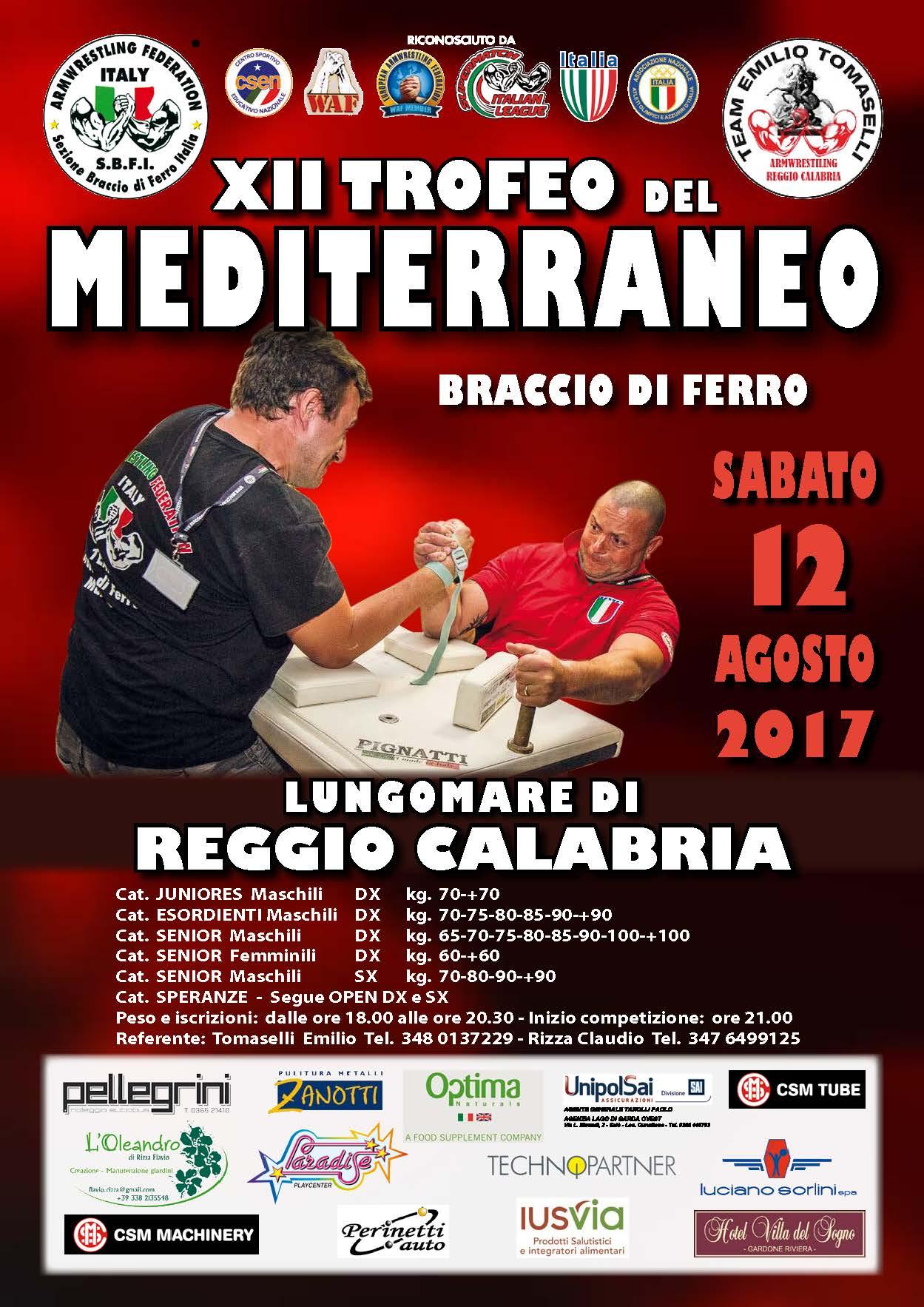 Trofeo del Mediterraneo
