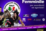 SBFI - Sezione Braccio di Ferro Italia - Giove Women Strength 1