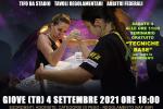 SBFI - Sezione Braccio di Ferro Italia - Giove Women Strength