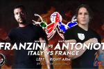 SBFI - Sezione Braccio di Ferro Italia - Italy vs France 1