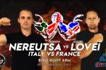 SBFI - Sezione Braccio di Ferro Italia - Italy vs France 10