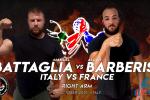 SBFI - Sezione Braccio di Ferro Italia - Italy vs France 2