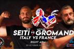 SBFI - Sezione Braccio di Ferro Italia - Italy vs France 3