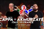 SBFI - Sezione Braccio di Ferro Italia - Italy vs France 5