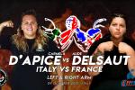 SBFI - Sezione Braccio di Ferro Italia - Italy vs France 6