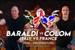 SBFI - Sezione Braccio di Ferro Italia - Italy vs France 8