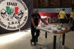 SBFI - Sezione Braccio di Ferro Italia - Primo Trofeo Brixia Fighters 32