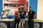 SBFI - Sezione Braccio di Ferro Italia - V Coppa Calabria 1
