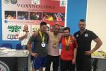 SBFI - Sezione Braccio di Ferro Italia - V Coppa Calabria 23