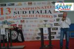 SBFI - Sezione Braccio di Ferro Italia - XIII Campionato Sud Italia 2