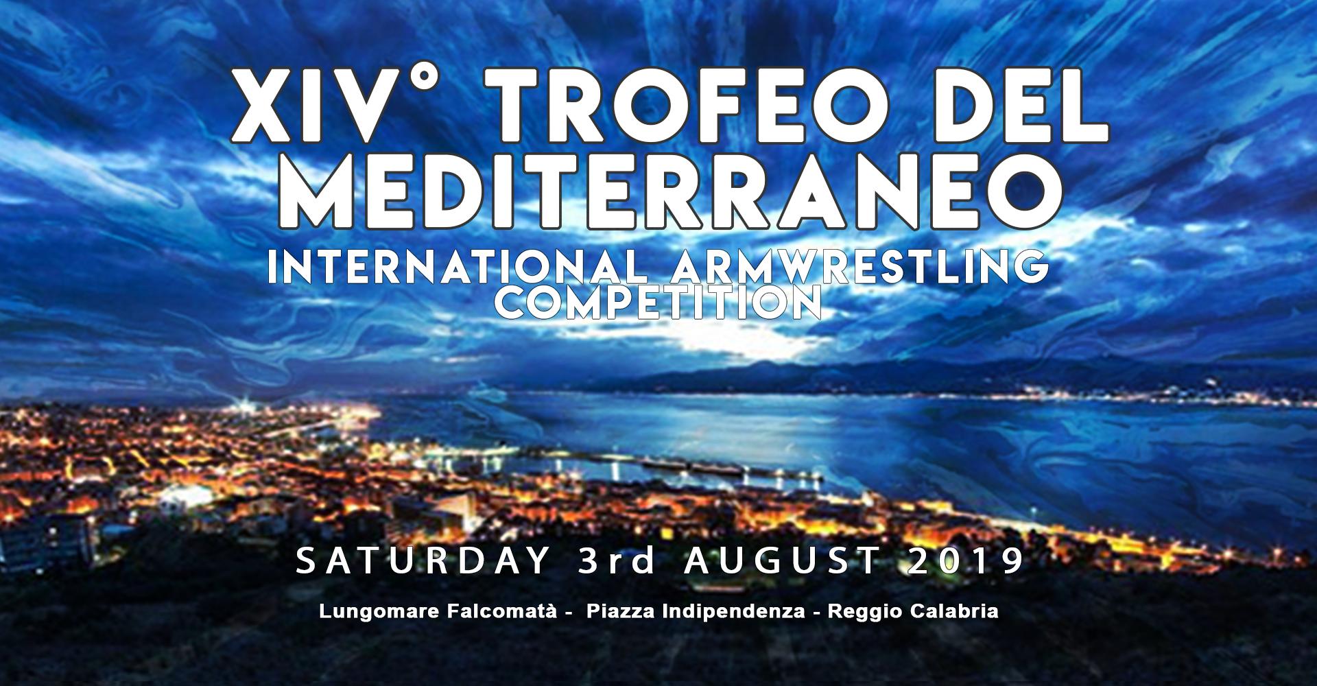 SBFI - Trofeo del Mediterraneo 2019