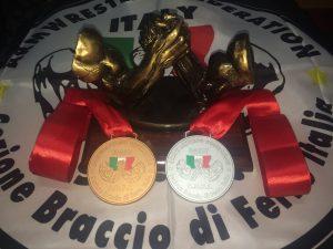 Premiazione Italiano 2016