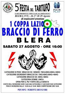 1° Coppa Lazio 2016