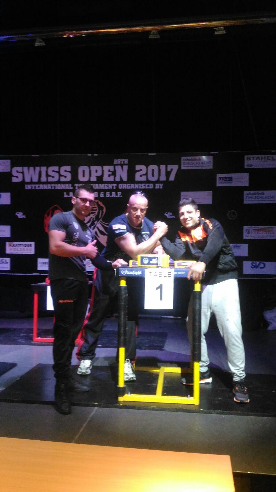 Swiss Open 2017