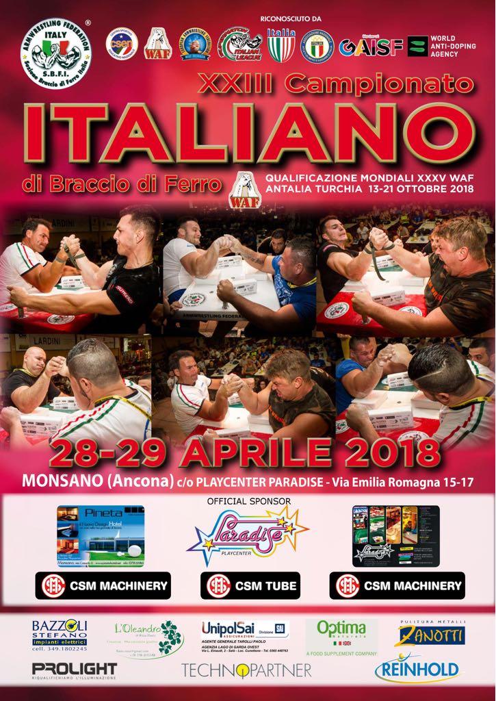 Campionato Italiano 2018 – Ready Go!