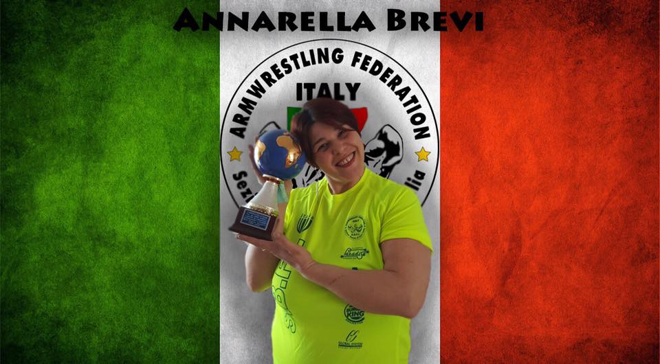 SBFI People - Annarella Brevi