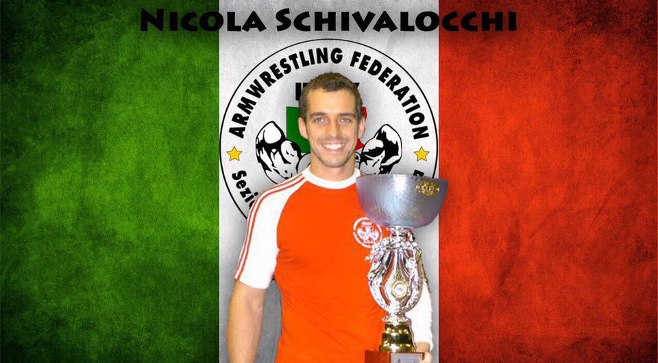 SBFI People – Nicola Schivalocchi