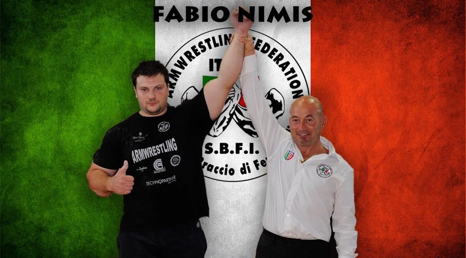 SBFI People – Fabio Nimis