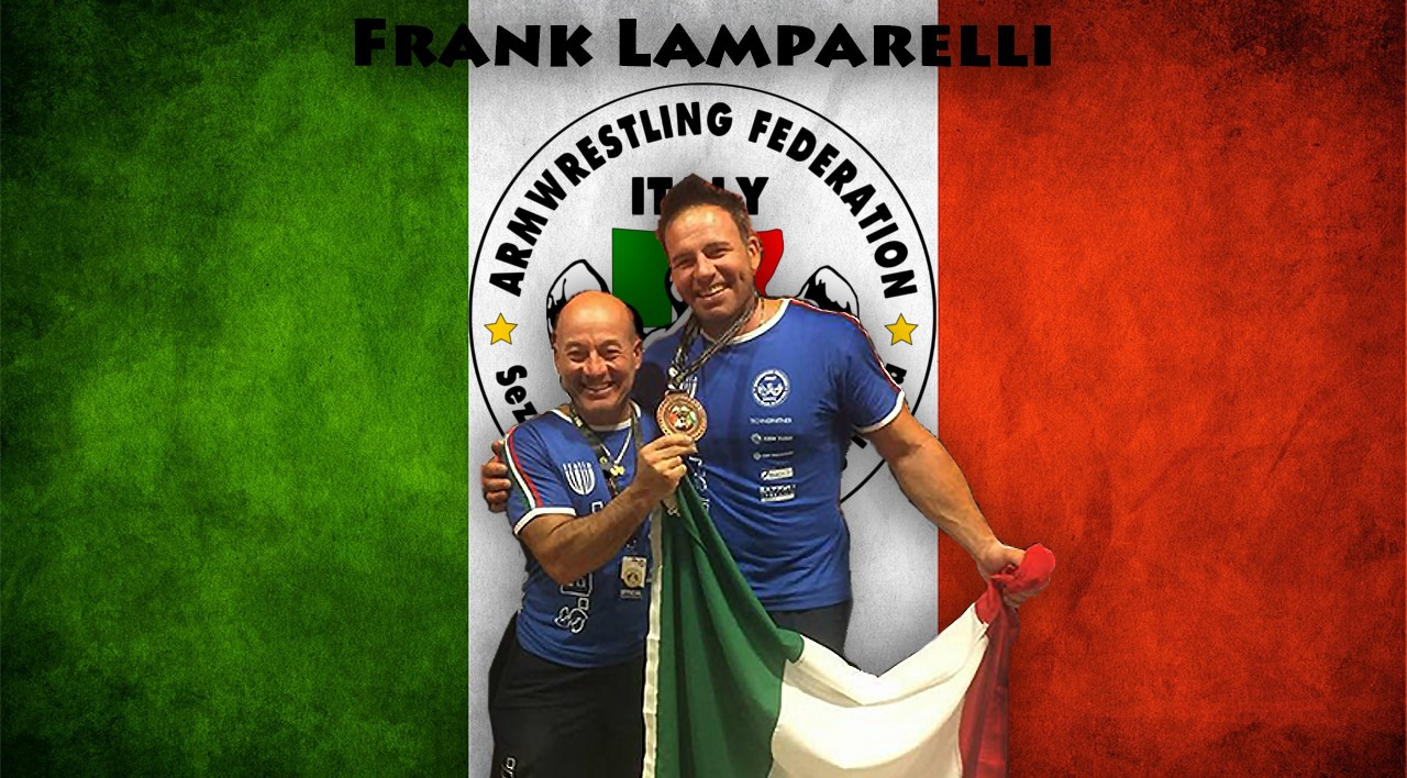 SBFI People - Frank Lamparelli