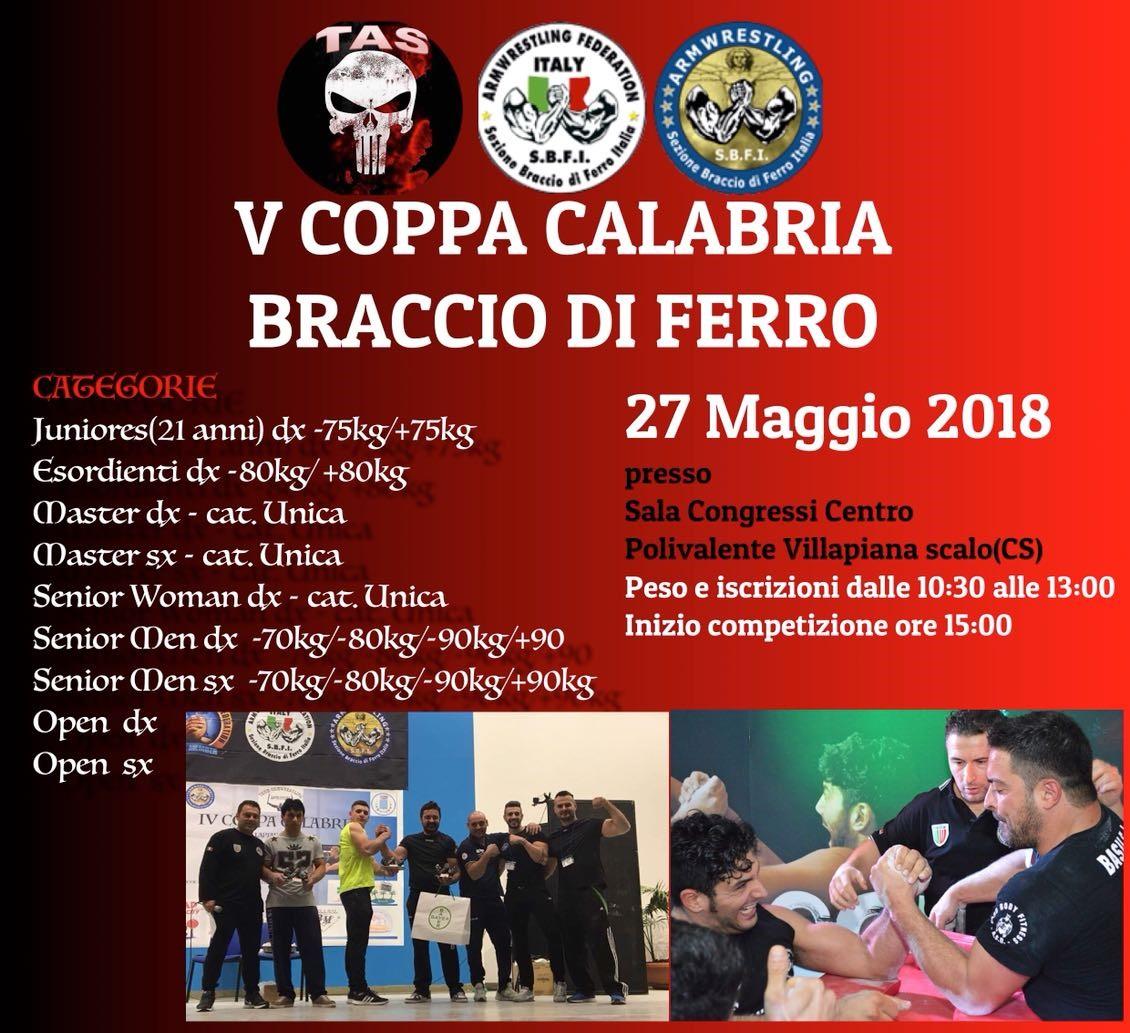 V Coppa Calabria