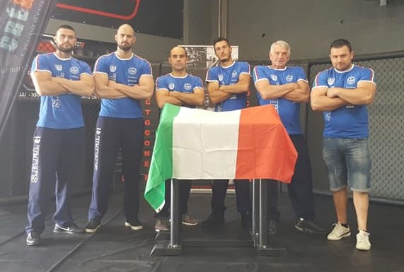 Resoconto Luxembourg Armwrestling Championship