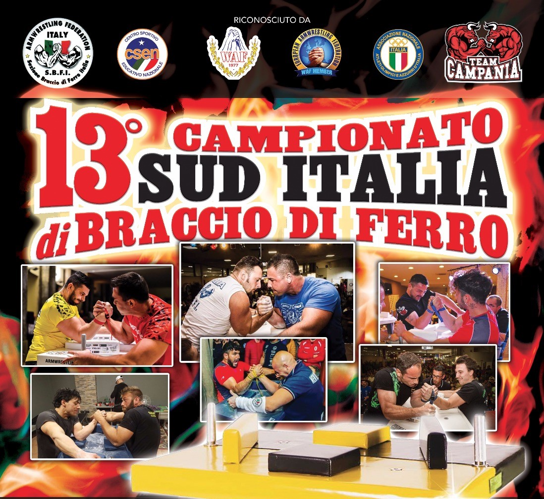 Resoconto XIII Campionato Sud Italia
