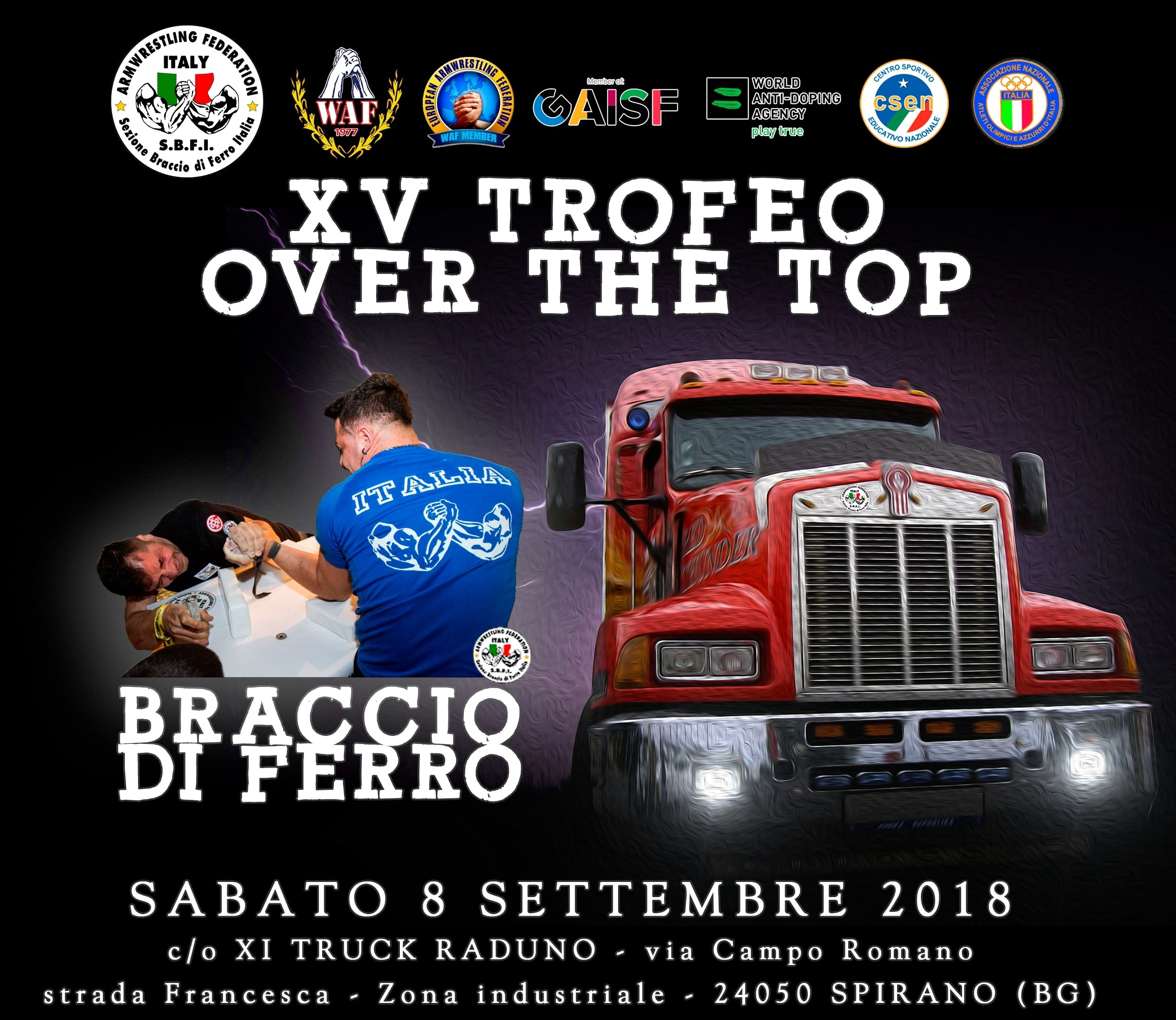 XV Trofeo Over the Top