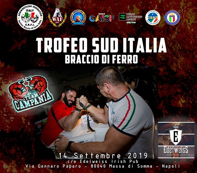Presentazione Campionato Sud Italia 2019