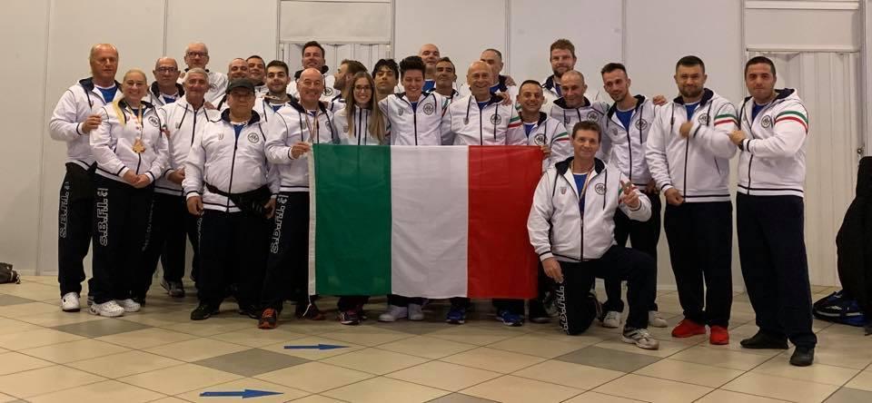 SBFI - Sezione Braccio di Ferro Italia - Mondiale 2019