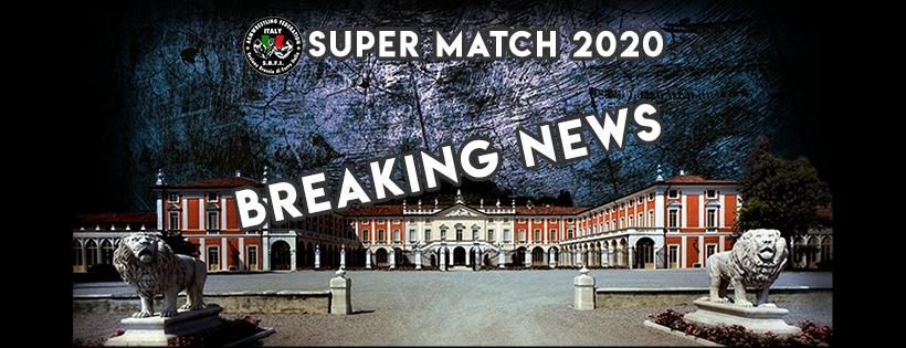 SBFI - Sezione Braccio di Ferro Italia - Super Match 2020 breaking news