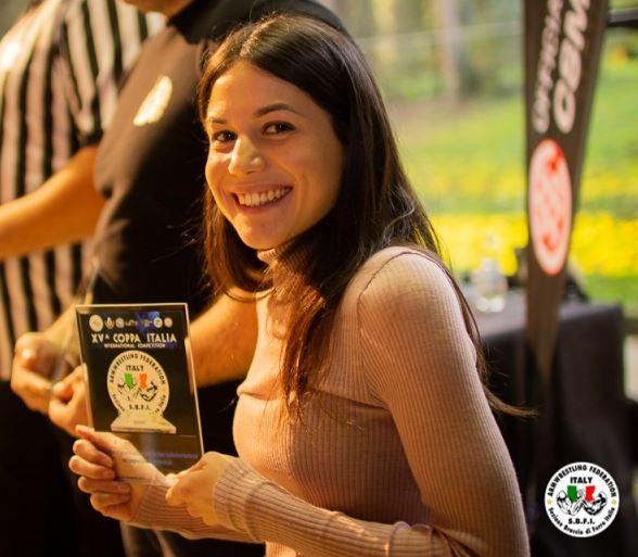 Sezione Braccio di Ferro Italia - Alessandra Rizza
