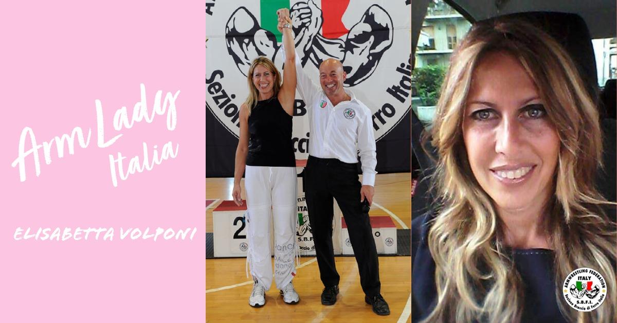 SBFI - Sezione Braccio di Ferro Italia - Arl Lady Elisabetta Volponi
